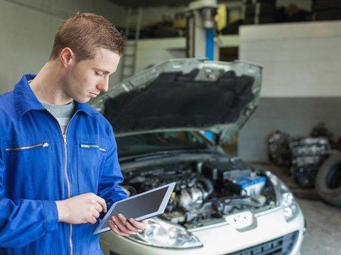 riparazione motori diesel