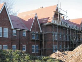 Scaffolding Services - Church Crookham - Hampshire - Fleet Roofing & Scaffolding Ltd
