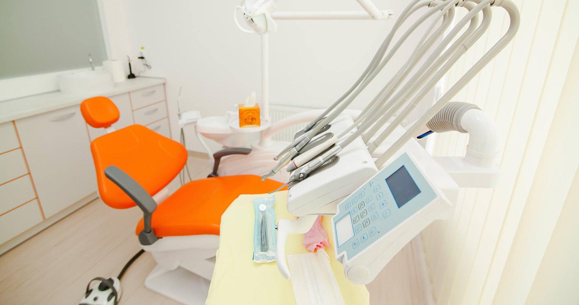 postazione dentistica