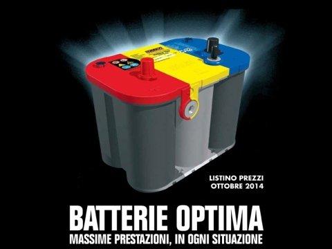 Batterie Optima