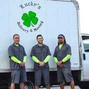 Lucky's delivery and moving services team
