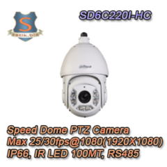 Telecamera Speed Dome PTZ