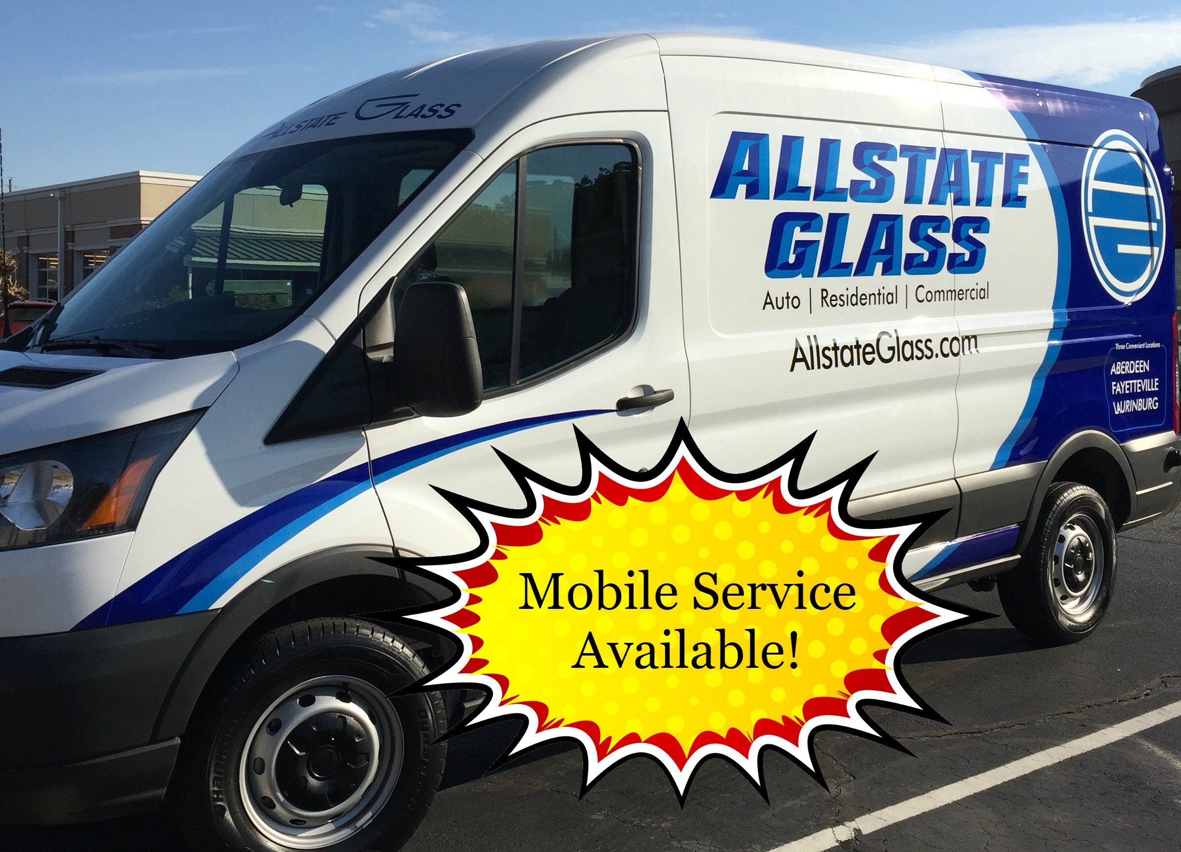 Windshield Replacement Fayetteville, NC