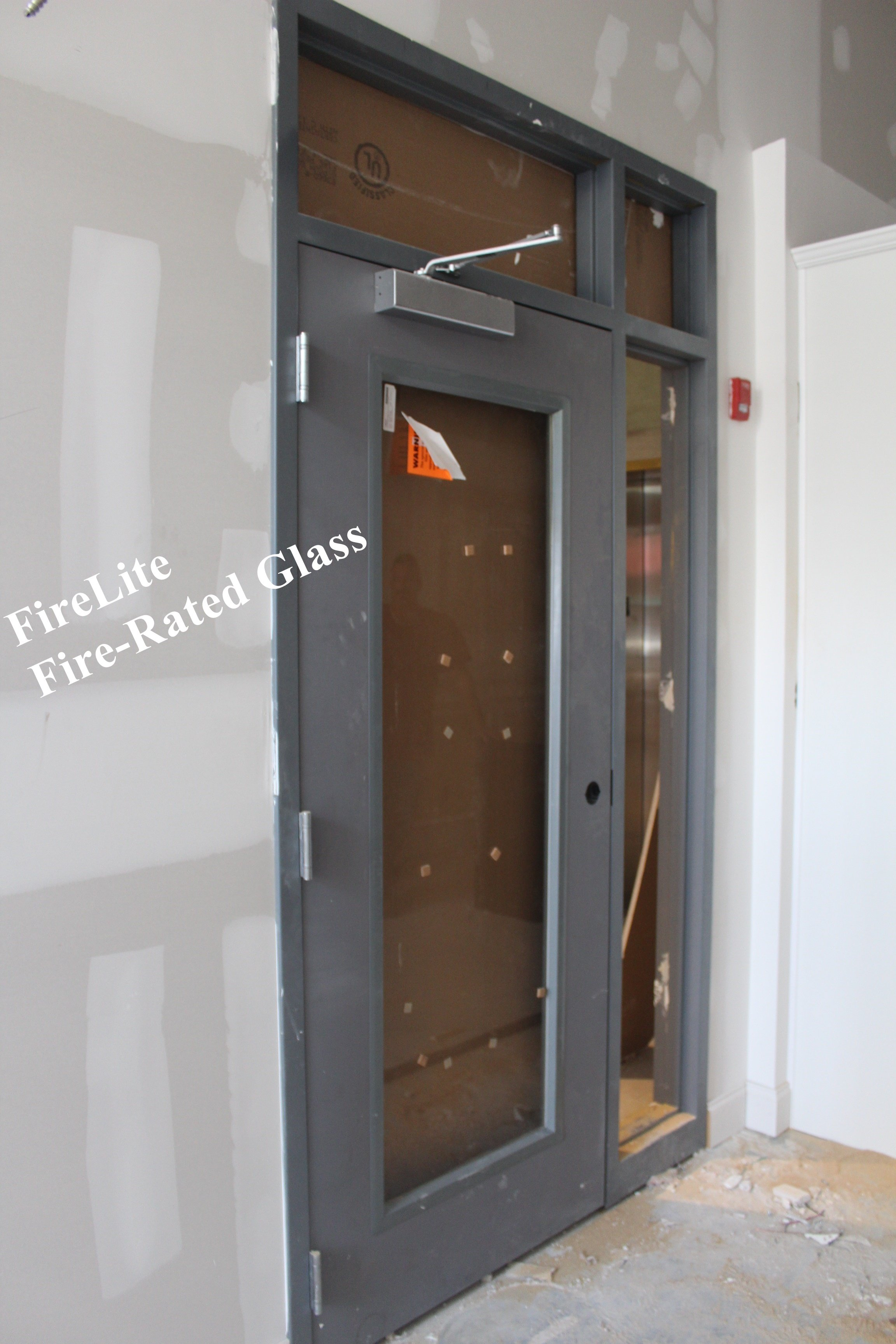 FireLite Fire-Rated Glass