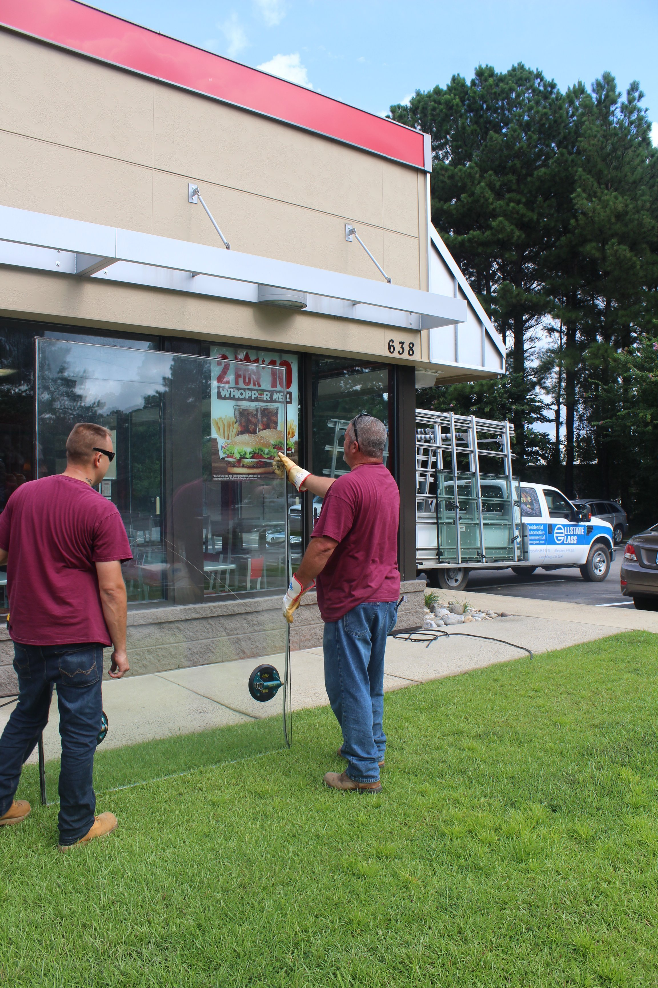 Commercial Window Replacement Fayetteville, NC