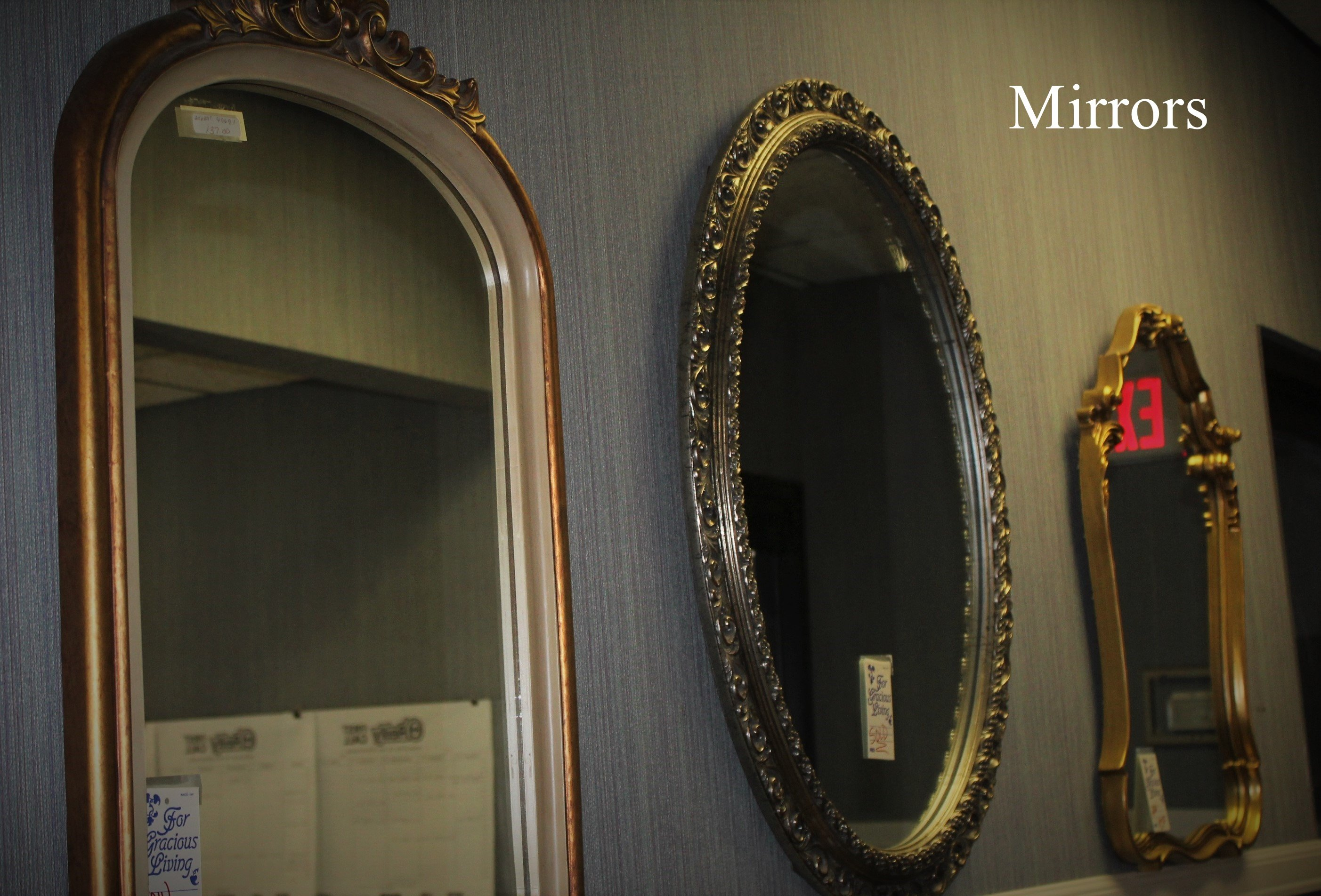 Mirrors in Fayetteville, NC