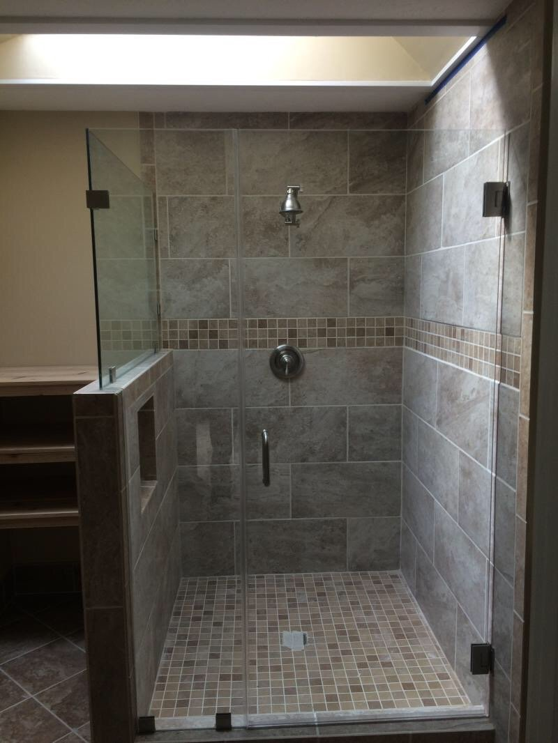Glass Shower Doors Fayetteville, NC