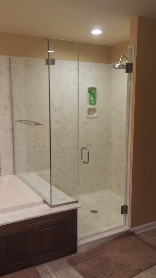 Residential Shower Doors