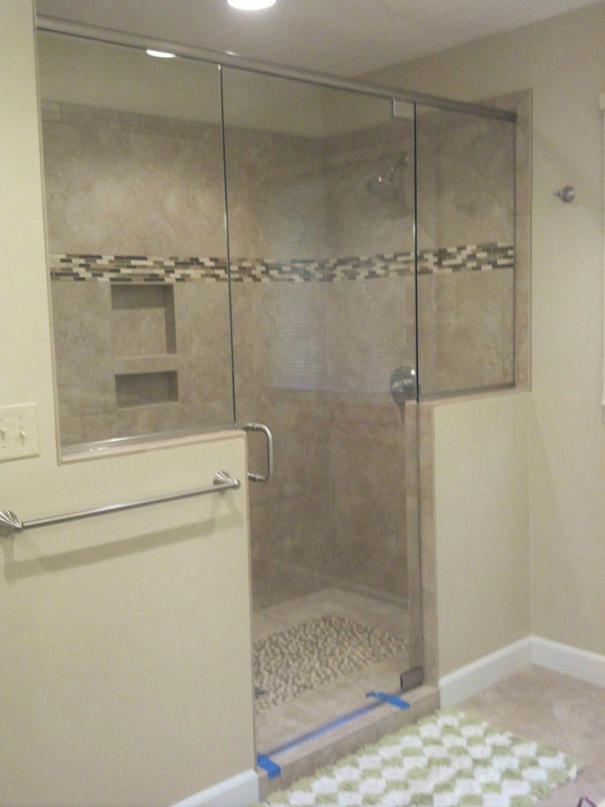 Awe Inspiring Shower Doors Fayetteville Rockingham Pinehurst Interior Design Ideas Inesswwsoteloinfo