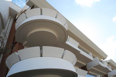 rivestimenti in cemento per edilizia