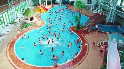 Waterworld swimming pool