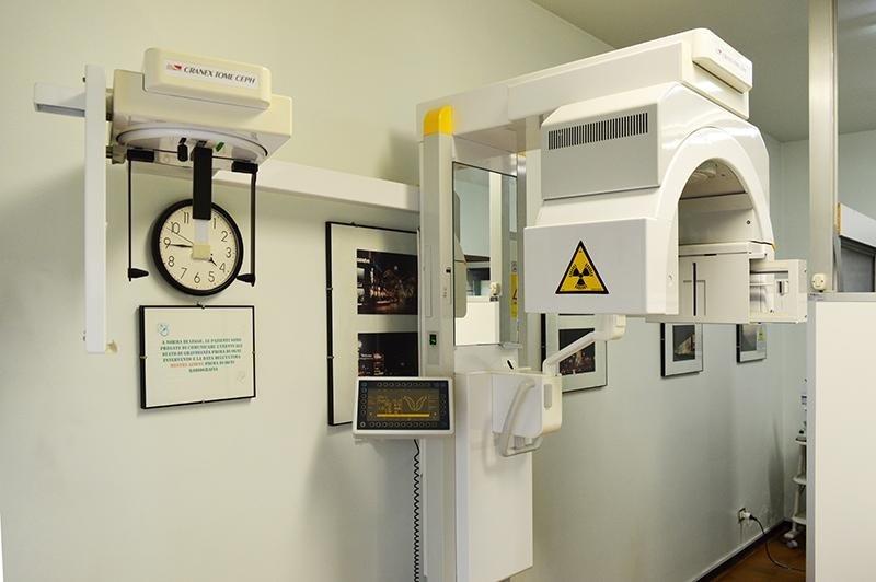 Ortopantomografo