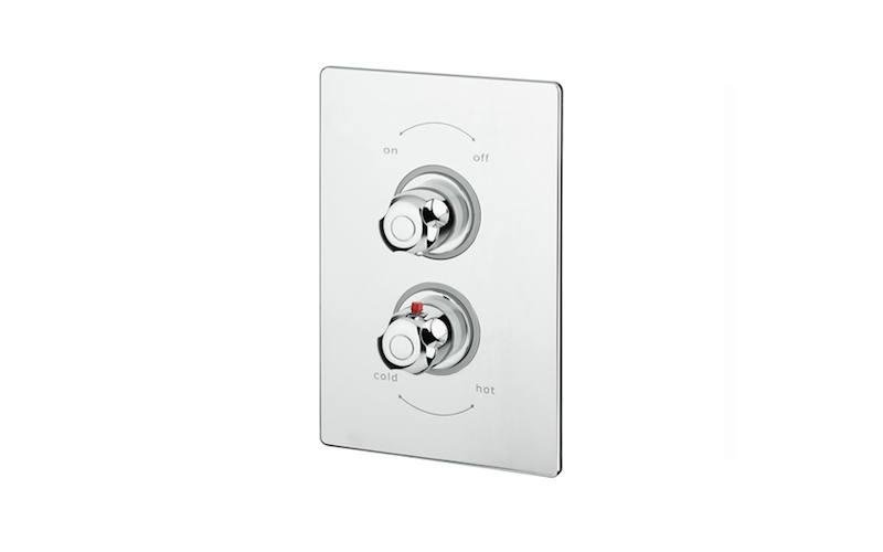 Miscelatore doccia incasso termostatico