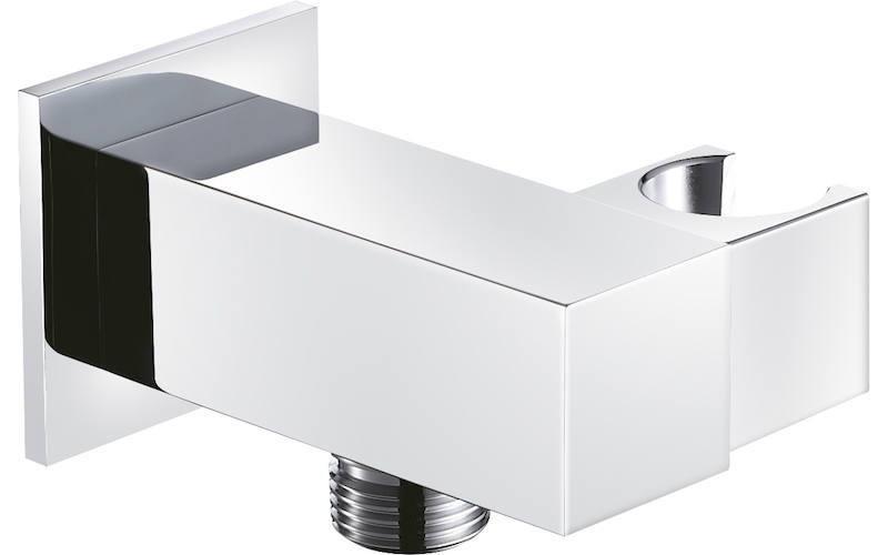 DX4002 Duplex in ottone snodato con presa acqua