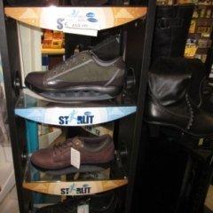 calzature per donne e uomo