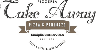 PIZZERIA TAKE AWAY - LOGO