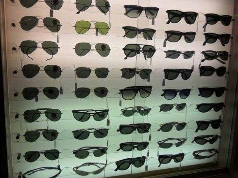 occhiali dettaglio