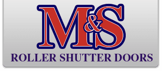 M and S Roller Shutter Doors logo