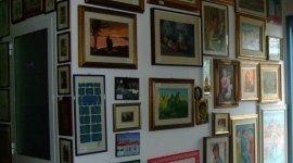esposizione dipinti