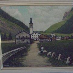 quadro paesaggio
