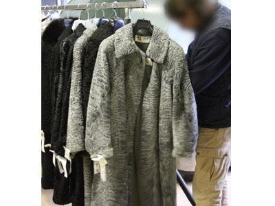 Trattamento e custodia pellicce