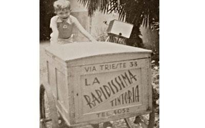 Tintoria Zucchi a Brescia