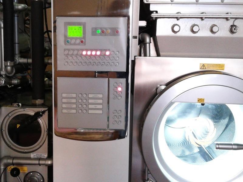 processi di lavaggio computerizzati