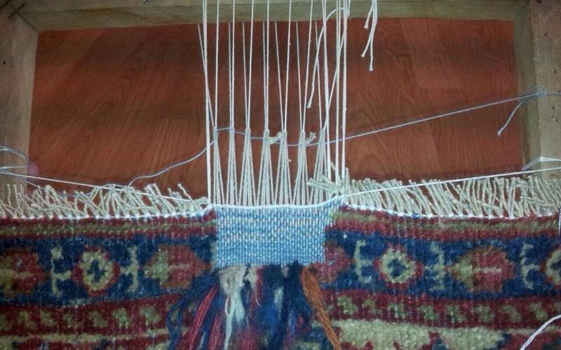 riparazione tappeti antiche e moderni