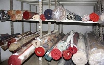 Riparazione tappeti