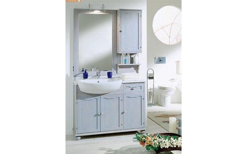 mobili bagno con vernici atossiche