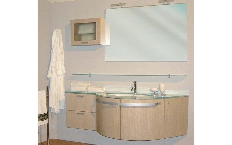 mobili componibili bagno