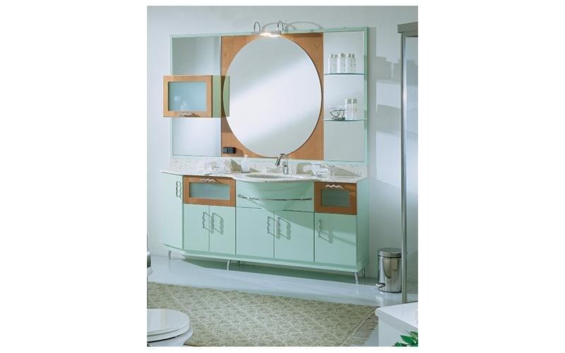 Collezione Giada bagno con specchio