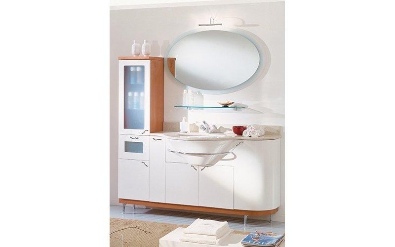 mobili laccati per bagno