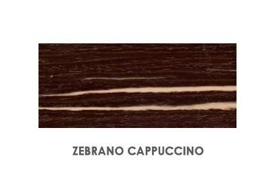 Finitura Zebrano Cappuccino