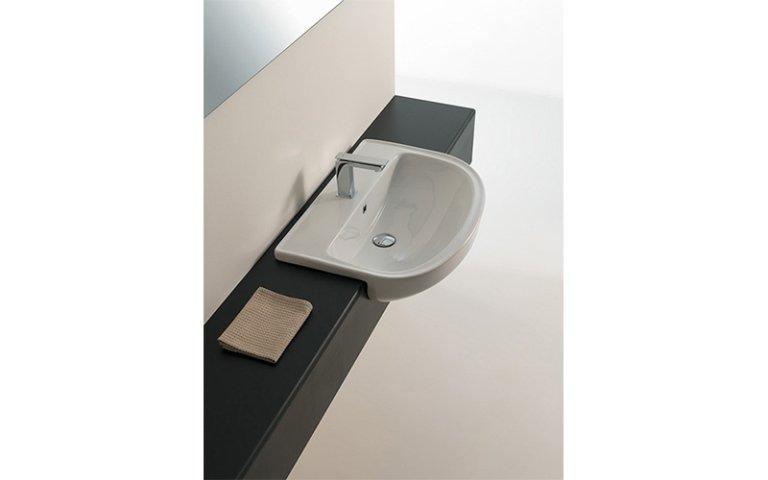 lavabo semincasso