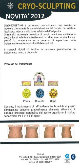 trattamenti anticellulite