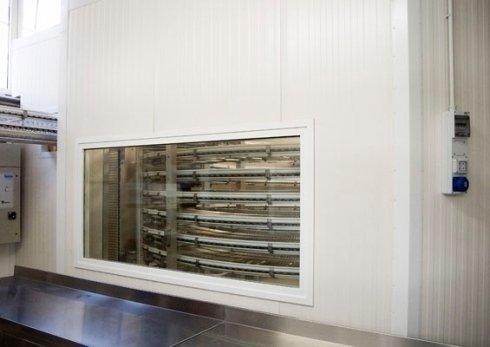 Posa in opera celle frigorifere