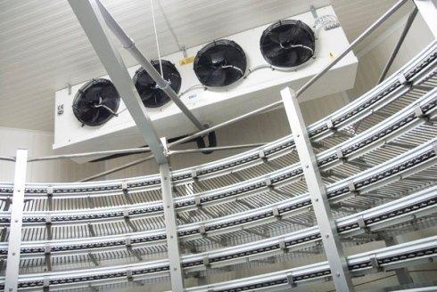 refrigerazione industriale e commerciale