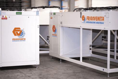 refrigerazione industriale