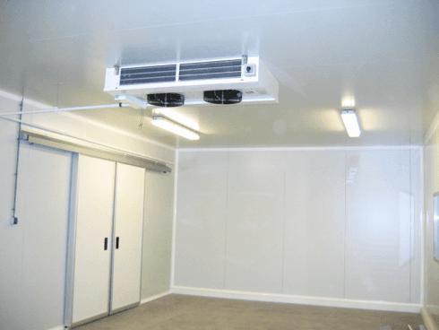 riparazione frigoriferi industriali