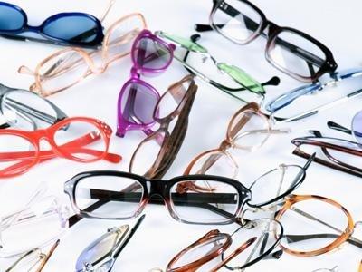 occhiali alla moda