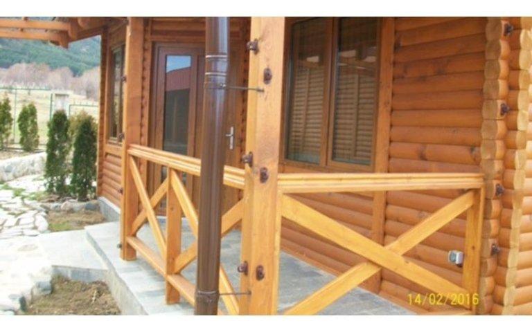 Casa in legno Volasat