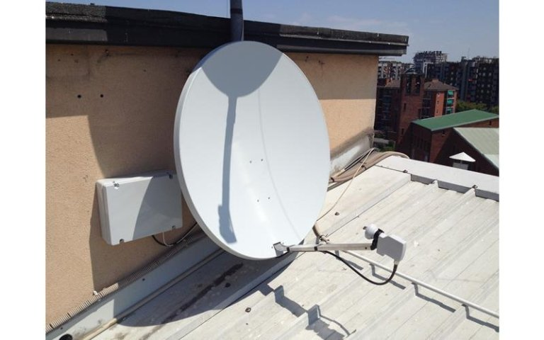 Installazione impianti satellitari Volasat