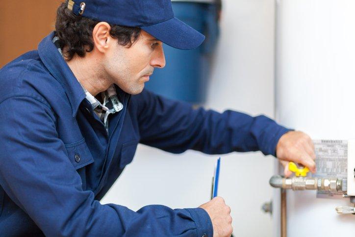 water heater repair Greenville, SC