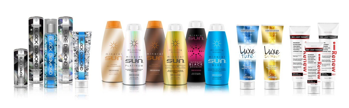 Indoor Tanning Lotions For Fine Tanning Salons Mr International