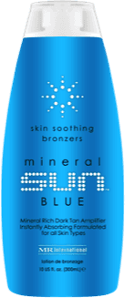 Mineral Sun Blue Indoor Tanning Lotion