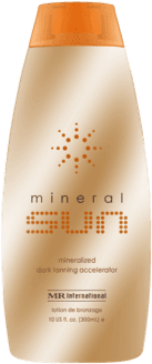 Mineral Sun Intensifier Indoor Tanning Lotion