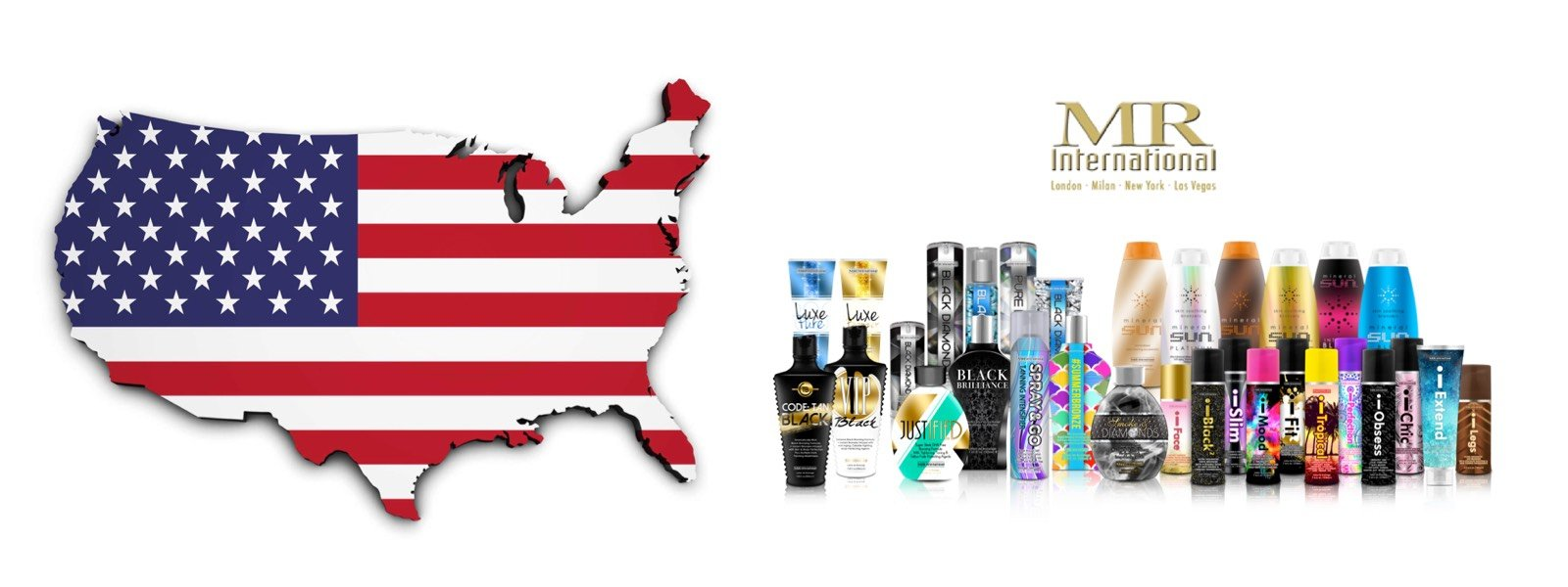 Tanning Salons by State Featuring Tanning Products by MR International