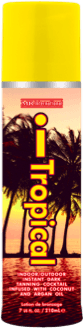 iTropical Indoor Tanning Lotion