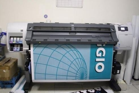 HP Latex printer